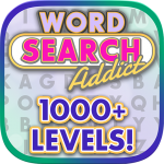 Word Search Addict – Word Search Puzzle Free 1.126 (Mod)