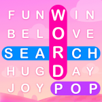 Word Search Pop – Free Fun Find & Link Brain Games 3.1.5  (Mod)
