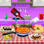 World Cookbook Chef Recipes: Cooking in Restaurant 1.3  (Mod)