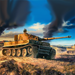 World War Tank : Tank of Fury 1.2.0 (Mod)