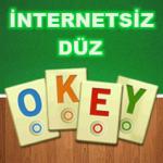 İnternetsiz Düz Okey 3.0.4  (Mod)