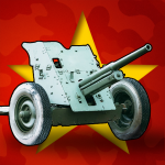Artillery Guns Arena sniper Defend & Destroy Tanks 1.62.151 (Mod)