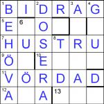 Barred Crossword 2.2 (Mod)
