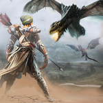 Battle of Mighty Dragons: Archery Games 2019 2.3  (Mod)
