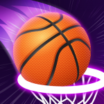 Beat Dunk – Free Basketball with Pop Music 1.2.1 (Mod)