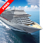 Big Cruise Ship Games Passenger Cargo Simulator 2.2 (Mod)