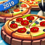 Cake Pizza Factory Tycoon: Kitchen Cooking Game 1.0.9 (Mod)