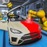 Car Builder Mechanic: Automotive Factory Simulator 1.0.3 (Mod)