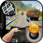 Cargo Delivery Truck Parking Simulator Games 2020  1.51 (Mod)