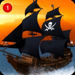 Caribbean Sea Outlaw Pirate Ship Battle 3D 1.0.3 (Mod)
