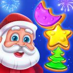 Christmas Cookie Santa Claus's Match 3 Adventure  3.2.3 (Mod)