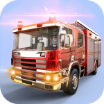 City Firefighter Truck Driving Rescue Simulator 3D 1.0.7 (Mod)