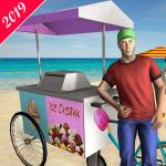 City Ice Cream Delivery Boy 1.0.3 (Mod)