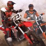 Clan Race Xtreme Real Time PVP Motocross  2.0.2 (Mod)