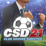 Club Soccer Director 2021 – Soccer Club Manager 1.5.3 (Mod)