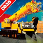 Crane Real Simulator Fun Game 2020 1.08  (Mod)