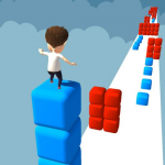 Cube Tower Stack Surfer 3D – Race Free Games 2020 0.8 (Mod)