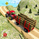 Drive Tractor trolley Offroad Cargo- Free 3D Games  2.0.25 (Mod)
