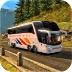 Euro Coach Bus Driving – offroad drive simulator  3.8 (Mod)