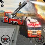 Fire Truck Driving School: 911 Emergency Response 1.6 (Mod)