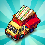 Food Truck City 1.2.3 (Mod)