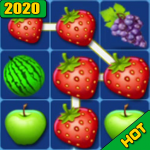 Fruit Link 2020 – Fruit Legend – Free connect game 2.0 (Mod)