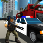Gangster City- Open World Shooting Game 3D 1.0.4 (Mod)