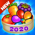 Garden Blast New 2020! Match 3 in a Row Games Free 2.1.1 (Mod)