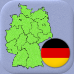 German States – Flags, Capitals and Map of Germany 3.0.0 (Mod)