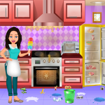 Girls Home Cleaning: Bedroom Makeover & Repairs 1.0.6 (Mod)