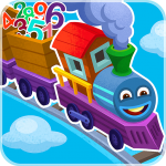 Happiness Train – Free Educational Games for Kids 1.6 (Mod)