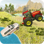 Heavy Duty Tractor Pull: Tractor Towing Games 1.2 (Mod)