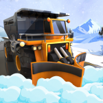 Heavy Snow Plow Excavator Simulator Game 2020 1.7 (Mod)