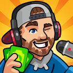 Idle Tuber Become the world's biggest Influencer  1.4.2 (Mod)
