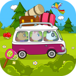 Kids camping 1.1.1 (Mod)