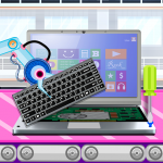 Laptop Factory: Computer Builder & Maker Games 1.7 (Mod)