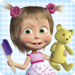 Masha and the Bear: House Cleaning Games for Girls 1.9.25 (Mod)