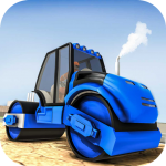 Mega City Road Construction Machine Operator Game 3.7 (Mod)