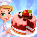 Merge Bakery –  Idle Dessert Tycoon Clicker Game 1.3_219 (Mod)