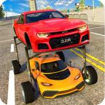 Modern Car Driving Simulator SUV Car Parking Games 2.2  (Mod)