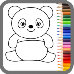 Coloring Games for Kids: Baby Drawing Book & Pages  1.0.6 (Mod)