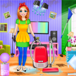 My Family Mansion Cleaning: Messy House Cleanup 1.0.9 (Mod)
