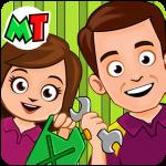 My Town: Car Garage. Wash & Fix kids Car Game 1.03 (Mod)