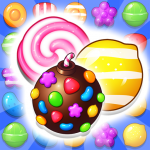 New Sweet Candy Pop: Puzzle World 1.4.15  (Mod)