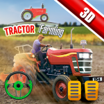 New Tractor Drive Simulator 3d- Farming Game 2020 1.01 (Mod)
