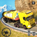 Offroad Euro Truck Transport Truck Drive Simulator 1.4  (Mod)