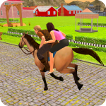 Offroad Horse Taxi Driver – Passenger Transport 2.0.147 (Mod)