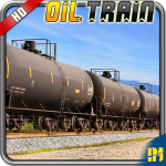 Oil Tanker TRAIN Transporter 2020 1.4 (Mod)