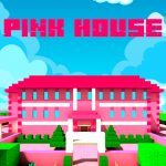 Pink Princess House Craft Game 2.0 (Mod)