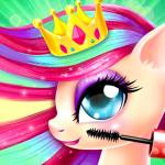 Princess Pony Beauty Makeover: Unicorn Salon 1.1.5   (Mod)